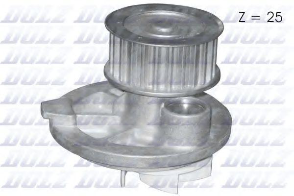 Насос водяной Лачетти 1.8/Эванда 2.0/Эпика 2.0 Dolz  DOLZ арт.