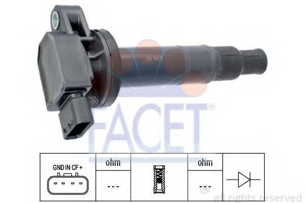 Котушка запалювання FACET 96359