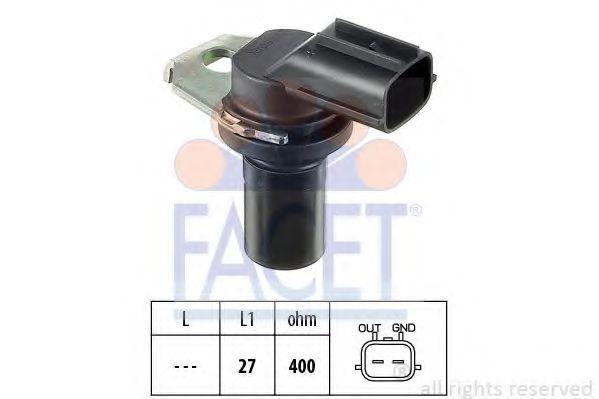 Датчик частоты вращения, автоматическая коробка передач FACET арт.