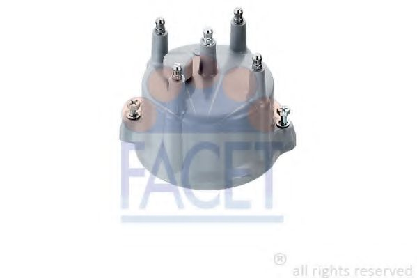 Крышка распределителя зажигания FACET арт. 27792PHT