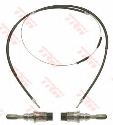 Трос, стояночная тормозная система TRW арт.