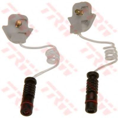 Сигнализатор, износ тормозных колодок TRW арт. GIC104