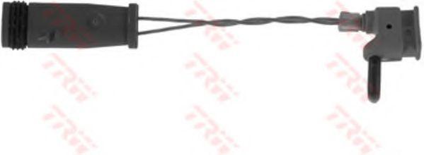 Сигнализатор, износ тормозных колодок TRW арт.