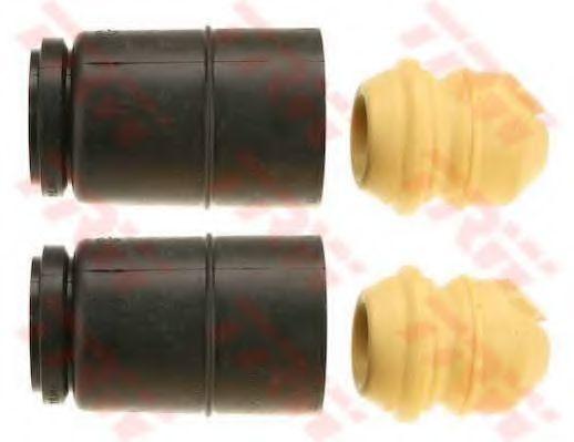 Пылезащитный комплект, амортизатор TRW арт.