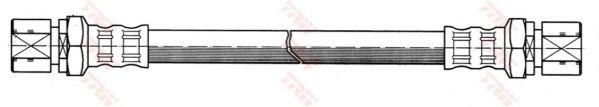 Тормозной шланг TRW арт. PHA430