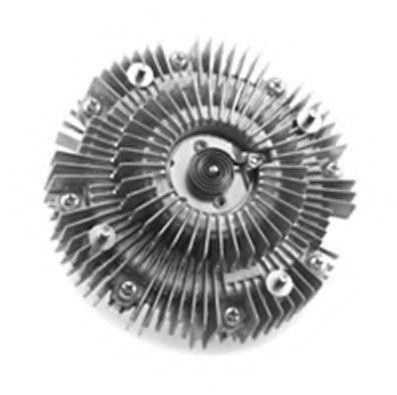Сцепление, вентилятор радиатора AISIN арт. FCT021