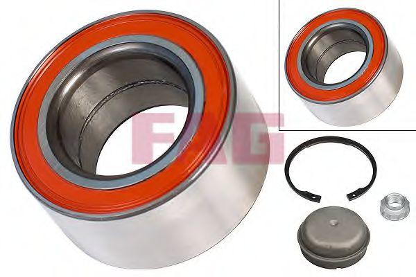 Комплект подшипника ступицы колеса FAG арт. 713667310