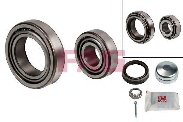 Комплект подшипника ступицы колеса FAG арт. 713610370