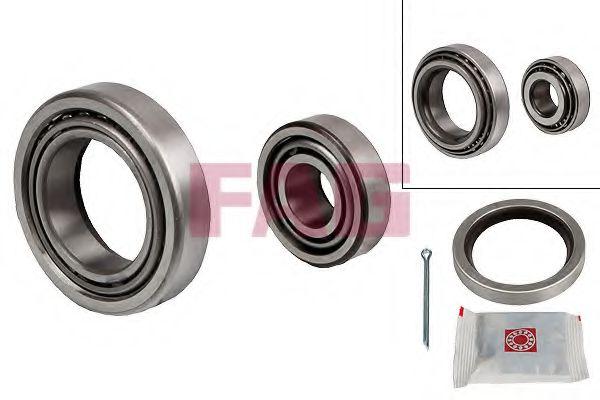 Комплект подшипника ступицы колеса FAG арт. 713697050