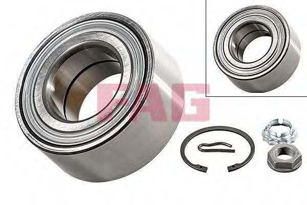 Комплект подшипника ступицы колеса FAG арт. 713640180