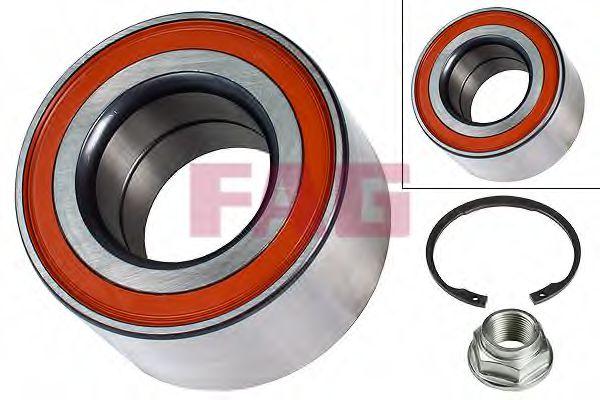 Комплект подшипника ступицы колеса FAG арт.