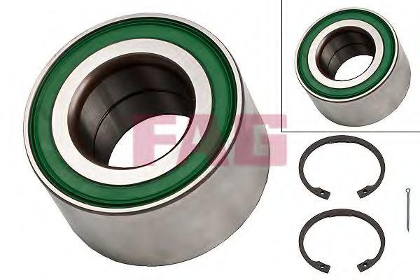 Комплект подшипника ступицы колеса FAG арт. 713644080