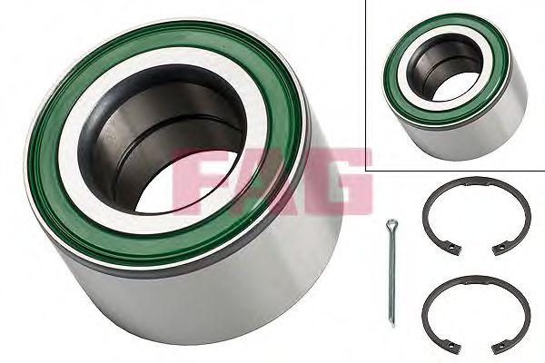 Комплект подшипника ступицы колеса FAG арт. 713644150