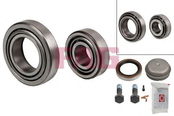 Комплект подшипника ступицы колеса FAG арт. 713667370