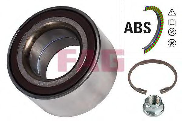 Комплект подшипника ступицы колеса FAG арт. 713616250