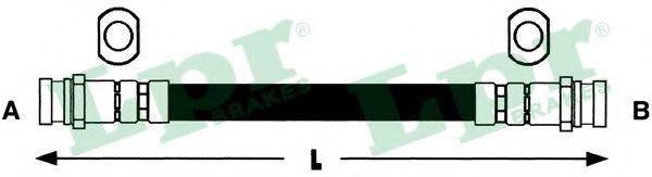 Тормозной шланг LPR арт. 6T46440