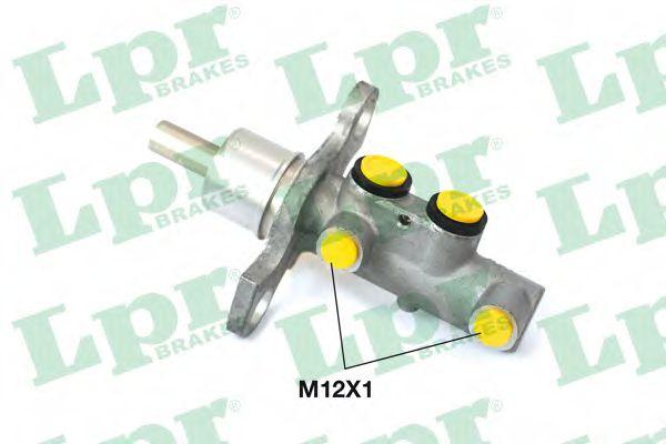 Циліндр гальмівний головний LPR 1030