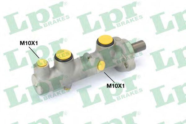 Циліндр гальмівний головний LPR 1044