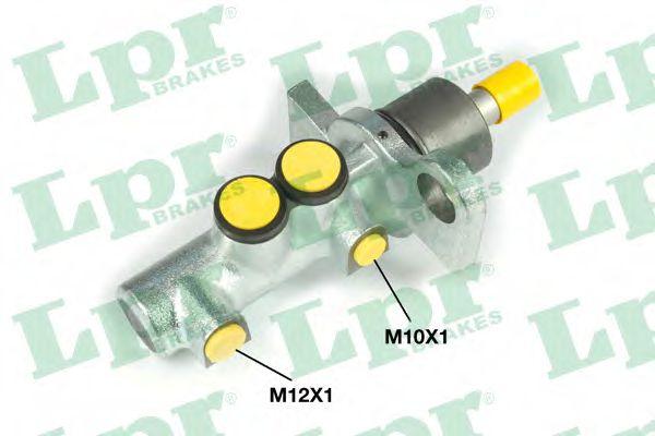 Циліндр гальмівний головний LPR 1054