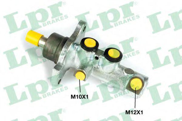 Главный тормозной цилиндр LPR арт. 1057
