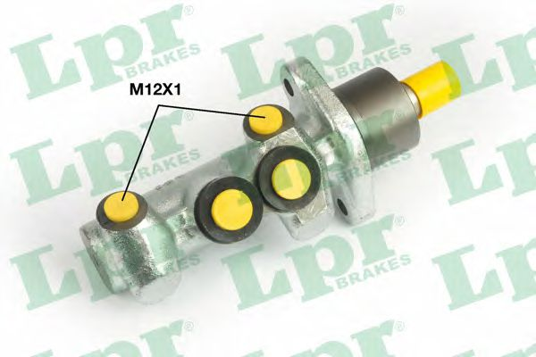 Главный тормозной цилиндр LPR арт. 1059