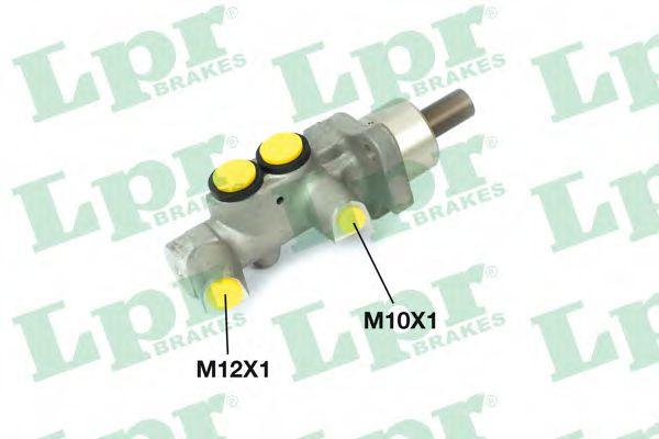 Главный тормозной цилиндр LPR арт. 1060