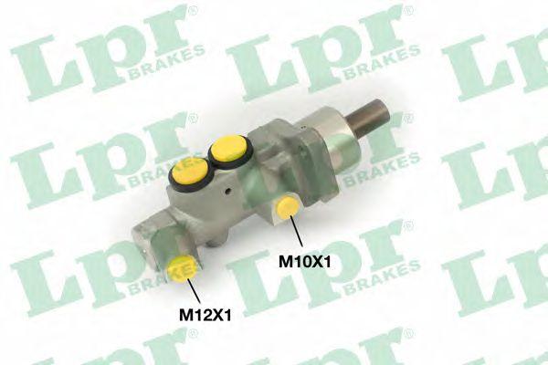 Циліндр гальмівний головний LPR 1064