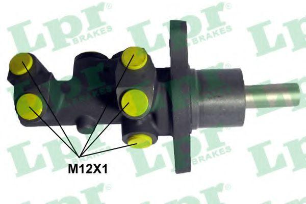 Главный тормозной цилиндр LPR арт. 1072