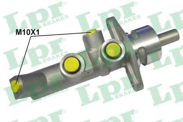 Главный тормозной цилиндр LPR арт. 1085