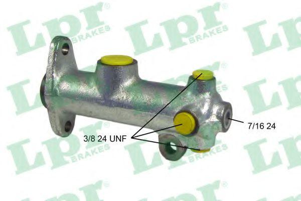 Главный тормозной цилиндр LPR арт. 1100