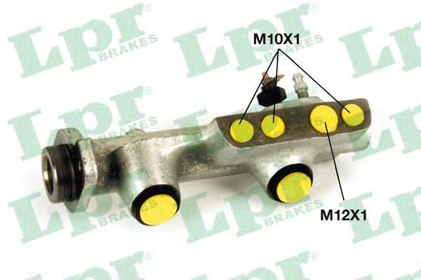Главный тормозной цилиндр LPR арт. 1101