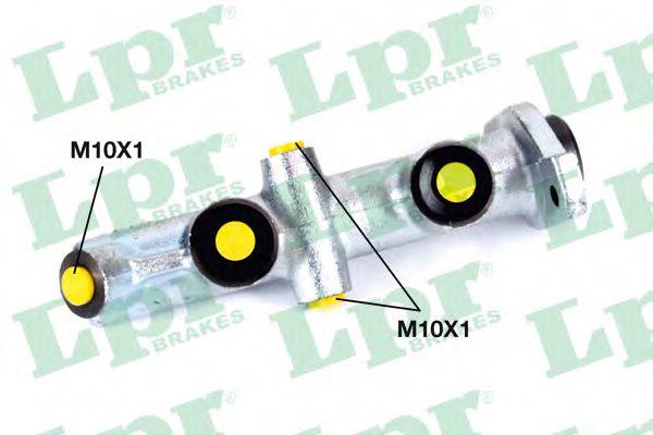 Главный тормозной цилиндр LPR арт. 1124