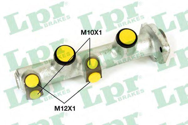 Главный тормозной цилиндр LPR арт. 1129
