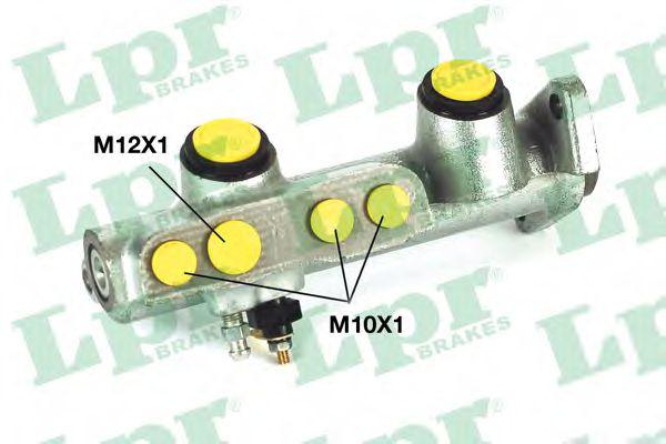 Главный тормозной цилиндр LPR арт. 1136
