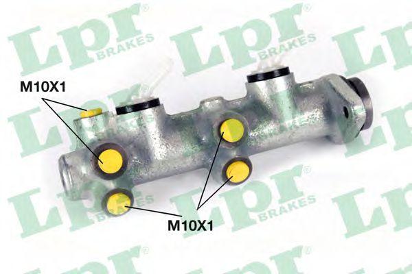 Главный тормозной цилиндр LPR арт. 1145