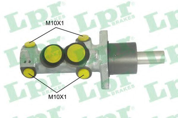 Главный тормозной цилиндр LPR арт. 1167