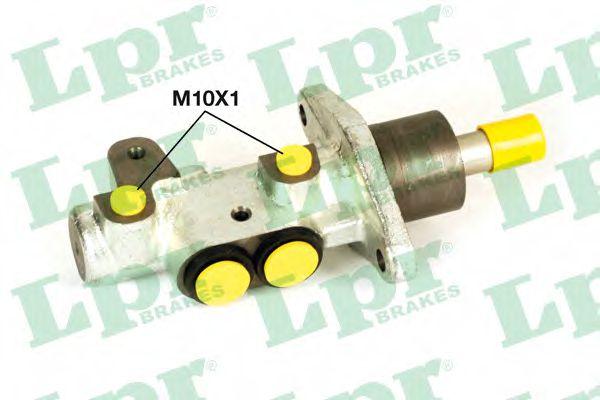 Циліндр гальмівний головний LPR 1172