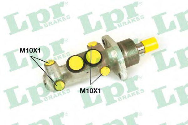 Главный тормозной цилиндр LPR арт. 1197