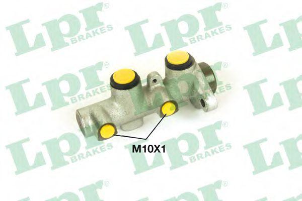 Главный тормозной цилиндр LPR арт. 1273