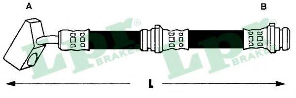 Тормозной шланг LPR арт. 6T46354