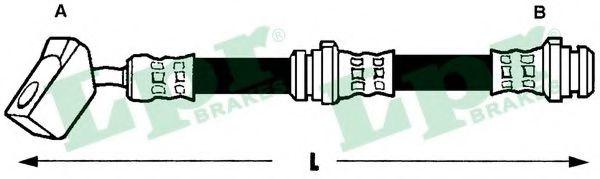 Тормозной шланг LPR арт. 6T46355