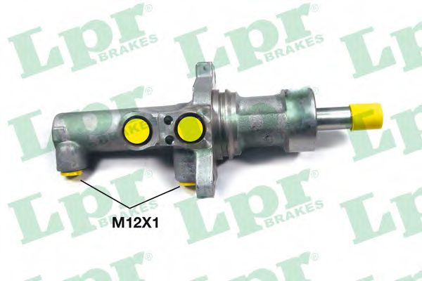 Циліндр гальмівний головний LPR 1453