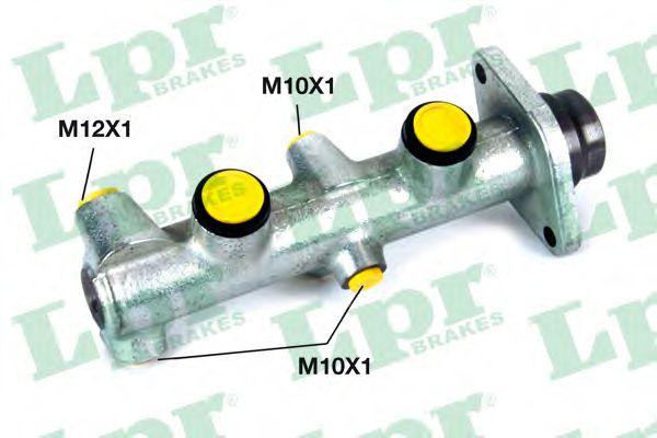 Главный тормозной цилиндр LPR арт. 1528
