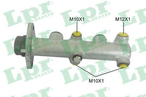 Циліндр гальмівний головний LPR 1529