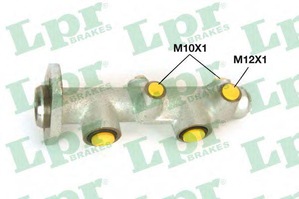 Главный тормозной цилиндр LPR арт. 1540