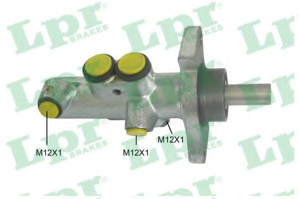 Циліндр гальмівний головний LPR 1566