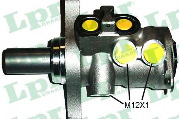 Циліндр гальмівний головний LPR 1580