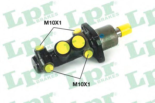 Главный тормозной цилиндр LPR - 1834