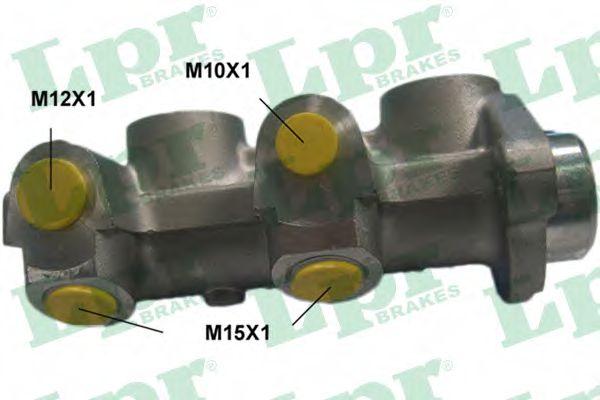 Циліндр гальмівний головний LPR 1839