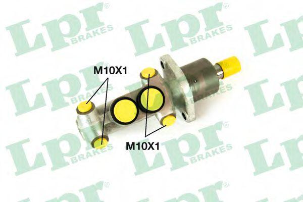 Главный тормозной цилиндр LPR - 1902